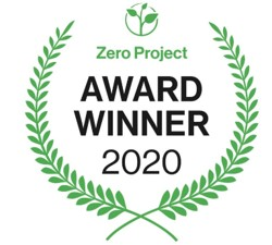 Zero Project Award Winner 2020
